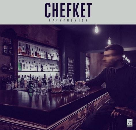 Chefket – Nachtmensch Album Cover