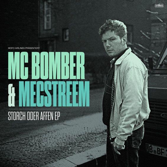 MC Bomber & MecsTreem – Storch oder Affen Album Cover