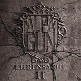 Alpa Gun - Ehrensache 2 Album Cover