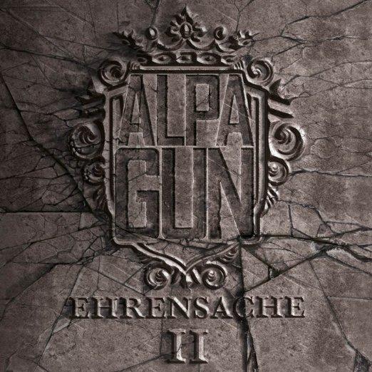 Alpa Gun – Ehrensache 2 Album Cover