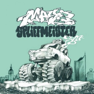 Mase - Spliffmeister Album Cover