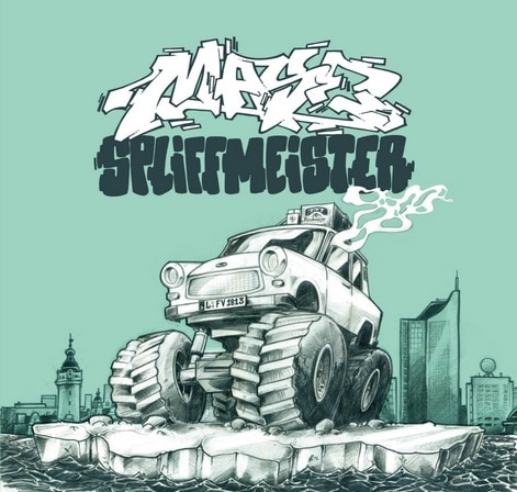Mase – Spliffmeister Album Cover