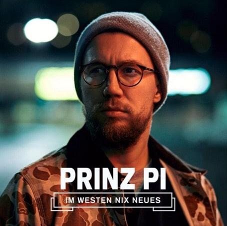 Prinz Pi – Im Westen nichts Neues Album Cover