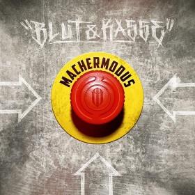 Blut & Kasse - Machermodus Album Cover