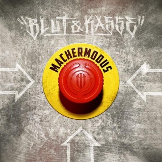 Blut & Kasse - Machermodus Album Cover