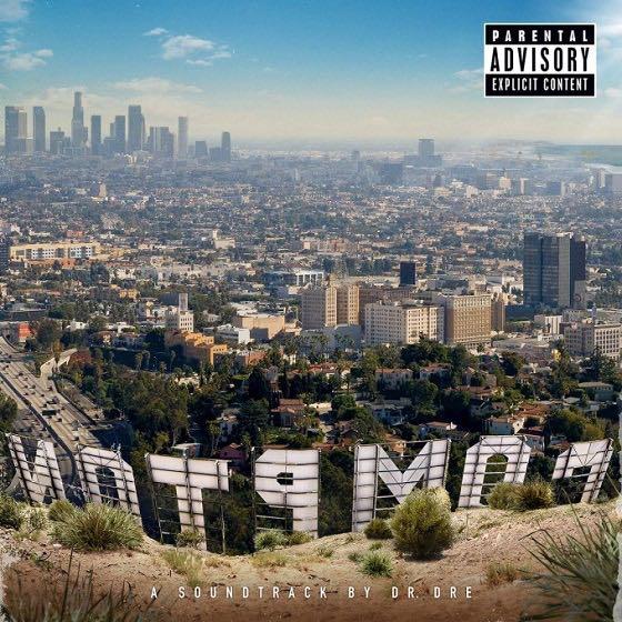 Dr. Dre – Compton Album Cover