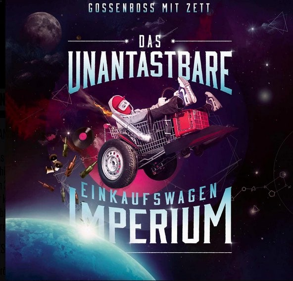 Gossenboss mit Zett – Das unantastbare Einkaufswagenimperium Album Cover