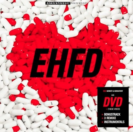 Herzog – EHFD Album Cover
