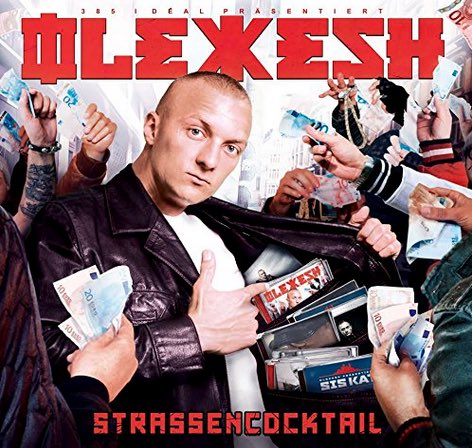 Olexesh – Strassencocktail Album Cover
