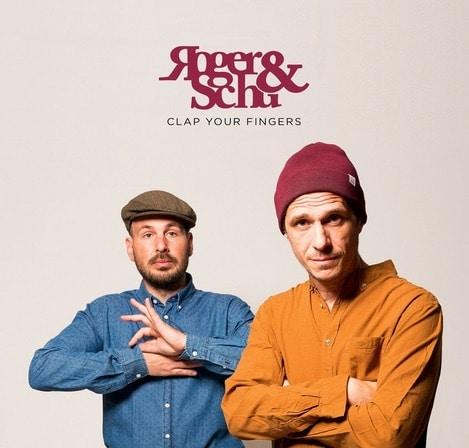 Roger & Schu – Clap Your Fingers Album Cover