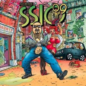 SSIO - 0 Komma 9 Album Cover