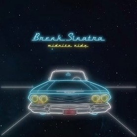 Brenk Sinatra - Midnite Ride Album Cover