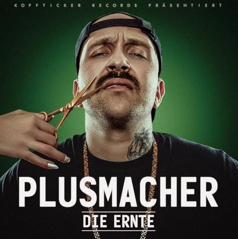 Plusmacher – Die Ernte Album Cover