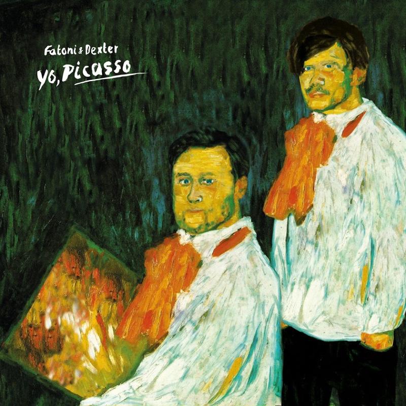 Fatoni & Dexter – Yo, Picasso Album Cover