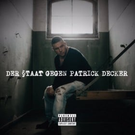 Fler - Der Staat gegen Patrick Decker Album Cover