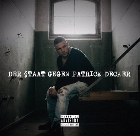 Fler – Der Staat gegen Patrick Decker Album Cover
