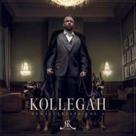 Kollegah - Zuhaeltertape Vol 4 Album Cover
