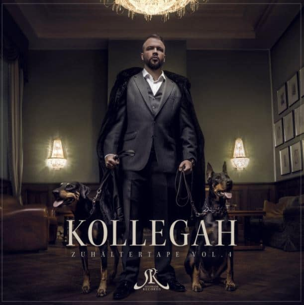 Kollegah – Zuhältertape Vol. 4 Album Cover