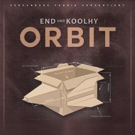 Koolhy und End - Orbit Album Cover