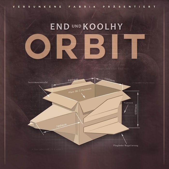 Koolhy und End – Orbit Album Cover