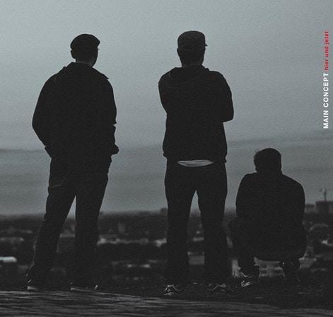 Main Concept – Hier und jetzt Album Cover
