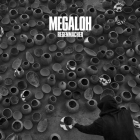 Megaloh - Regenmacher Album Cover