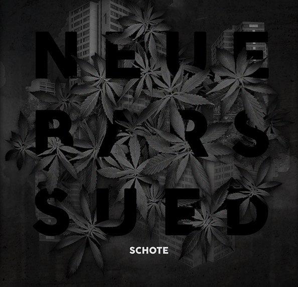 Schote – Neue Bars Sued Album Cover