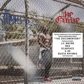 The Game - The Documentary 2.5 Album Cover