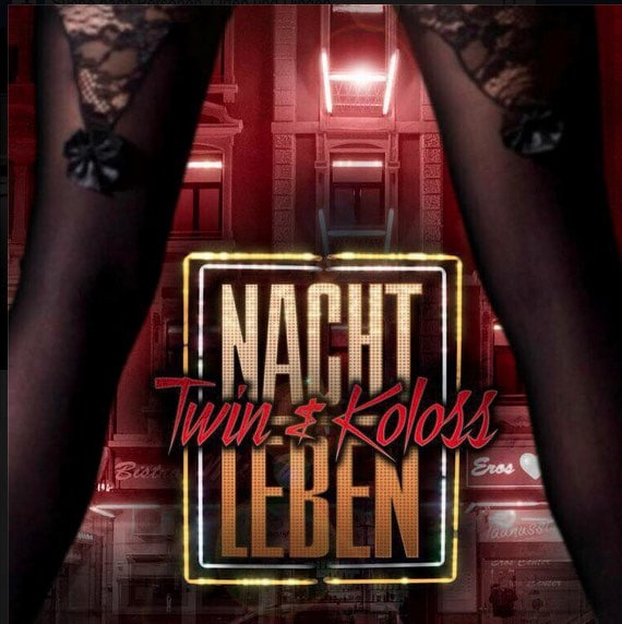 Twin & Koloss – Nachtleben Album Cover