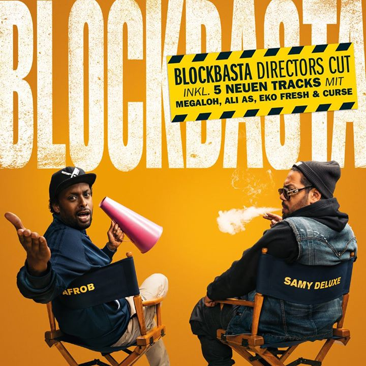 ASD – Blockbasta Director's Cut Album Cover