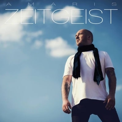 Amaris – Zeitgeist EP Album Cover