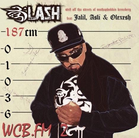 B-Lash – WCB.FM 2 Album Cover