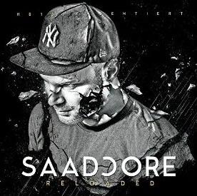 Baba Saad - Saadcore Reloaded Album Cover