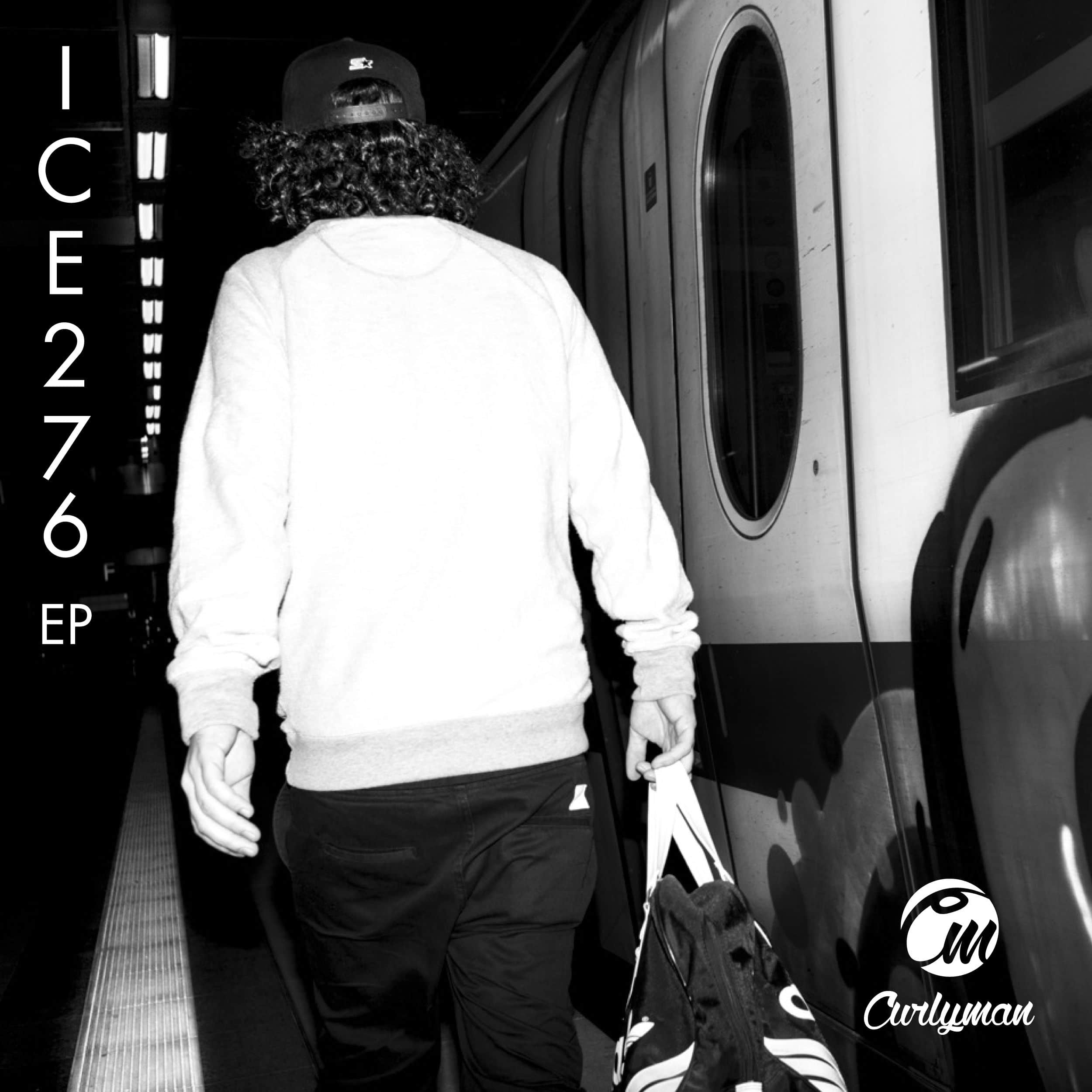Curlyman – ICE 276 EP Album Cover