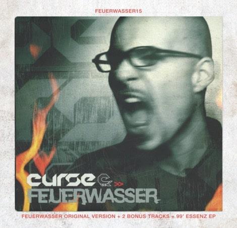 Curse – Feuerwasser 15 Album Cover