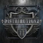 Distributionz Sampler Vol. 2 Album Cover