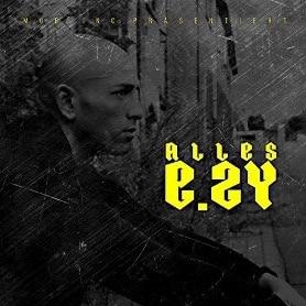 E.zy - Alles E.ZY EP Cover