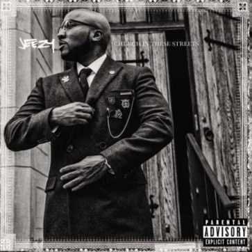 Jeezy – Church In These Streets Album Cover