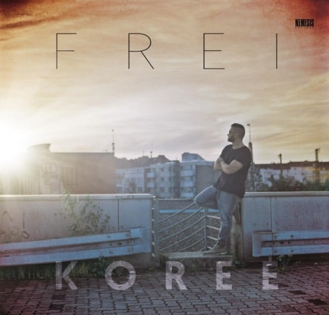 Koree - Frei Album Cover
