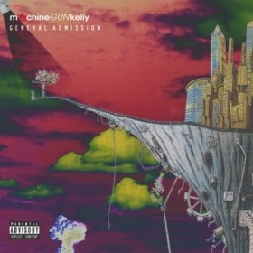 Machine Gun Kelly - General Admission Album Cover