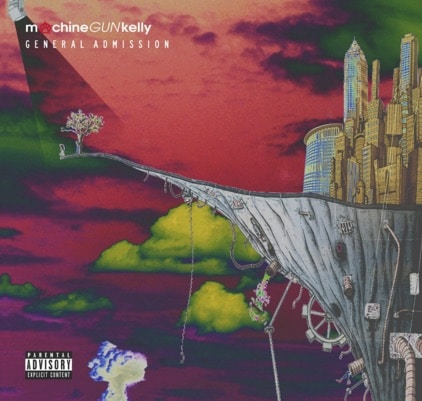 Machine Gun Kelly – General Admission Album Cover