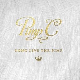 Pimp C - Long Live The Pimp Album Cover