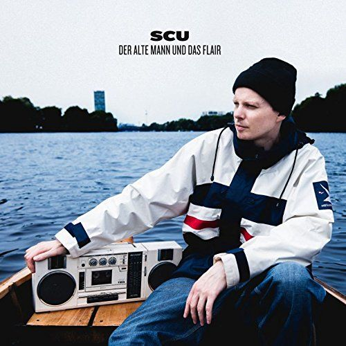 SCU – Der alte Mann und das Flair Album Cover