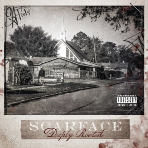 Scarface - Deeply Rooted Album Cover