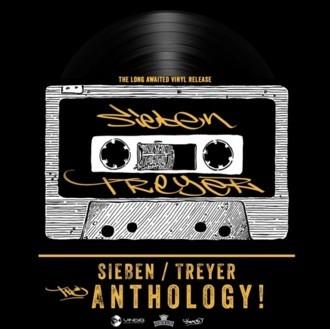Sieben : Treyer - The Anthology Album Cover