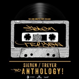 Sieben / Treyer – The Anthology Album Cover