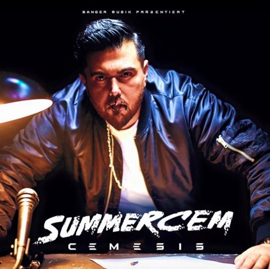 Summer Cem – Cemesis Album Cover