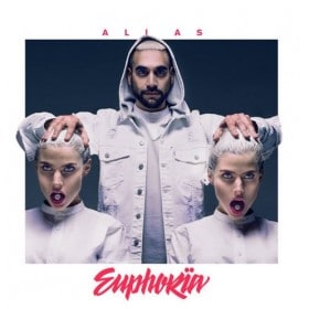 Ali As - Euphoria Album Cover