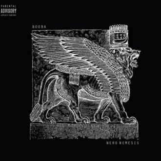 Booba - Nero Nemesis Album Cover