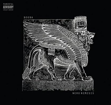 Booba – Nero Nemesis Album Cover